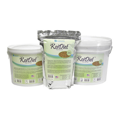 Complete Aquatics Complete KoiDiet Staple Premium Pond Fish Food by Complete Aquatics