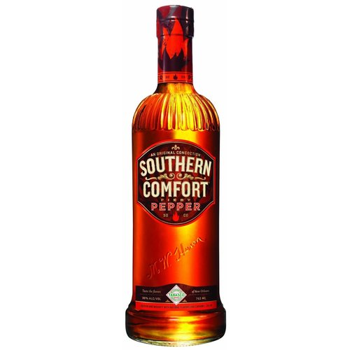Southern Comfort Fiery Pepper Liqueur, 750  mL