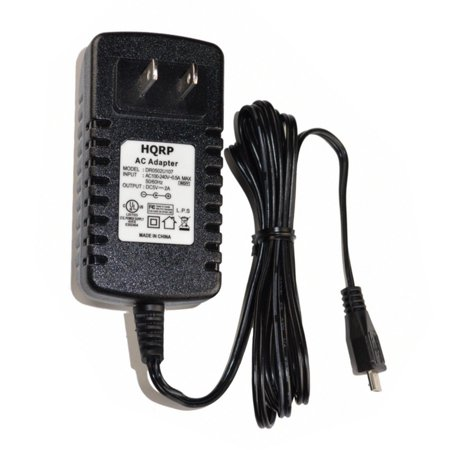 Hqrp Ac Adapter For Eton Rugged Rukus Nrks200 Nrks200gr