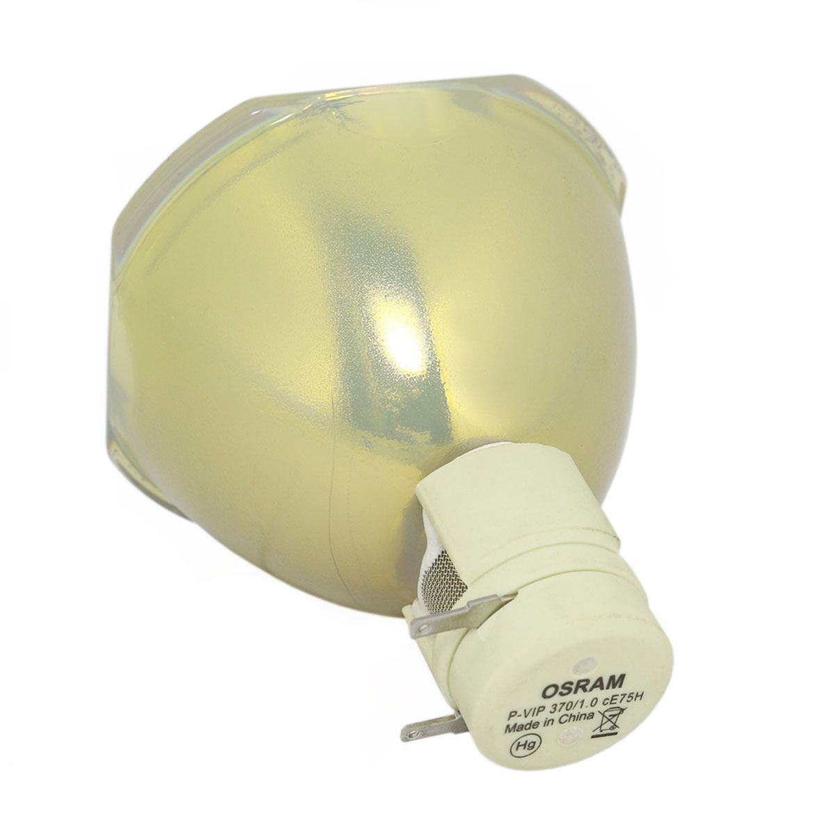 Bulb Only Original Osram Projector Lamp Replacement for Hitachi DT01581