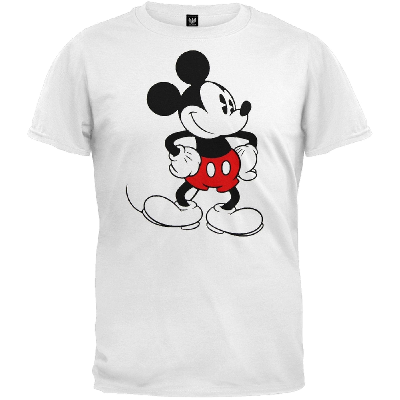 Disney - Mickey Posing Youth T-Shirt