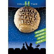 Mystery Science Theater 3000 Collection Volume 2 (DVD) by Gaiam Americas