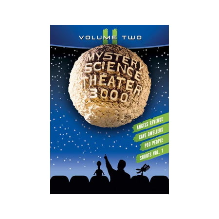 Mystery Science Theater 3000 Collection Volume 2 (DVD)