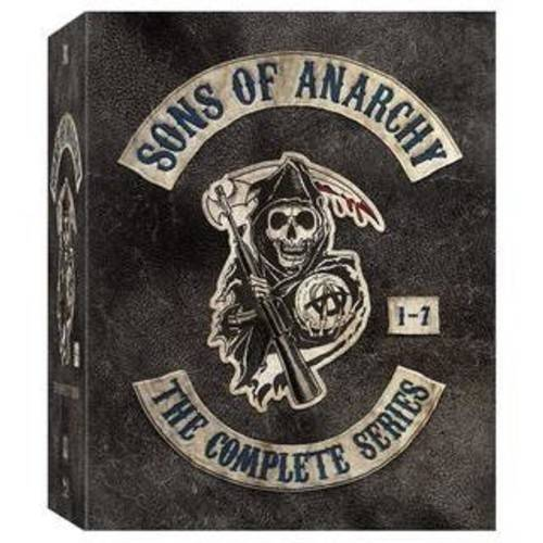 Sons Of Anarchy: The Complete Series 1-7 (Blu-ray) (Wides...