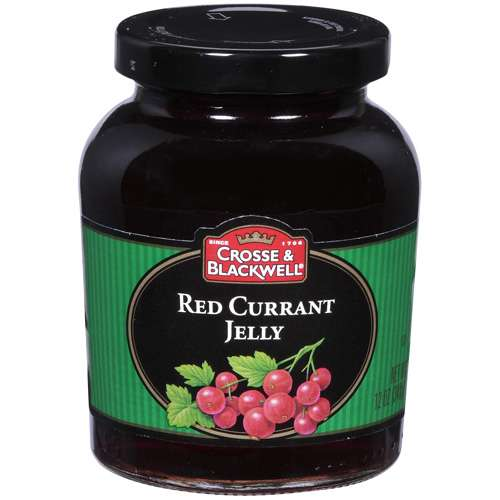 Crosse & Blackwell Red Currant Jelly, 12 oz