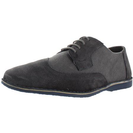 Italian Lace Shoes - Vito Rossi Men's Casual Lace Up Oxford Dress Shoes Leather Designed In Italy