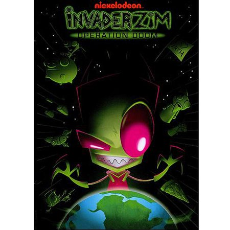 Invader Zim: Operation Doom (Full Frame)