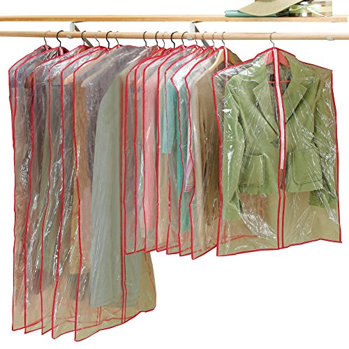 Garment Bags- Set Of 13