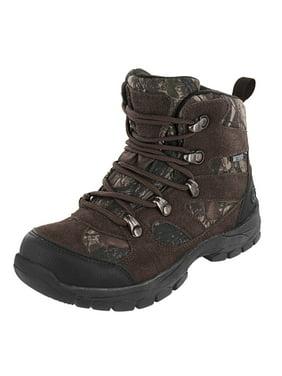 Northside Tracker Junior Waterproof 400 Gram Insulated Leather Hunting Boot Little Kid/Big Kid