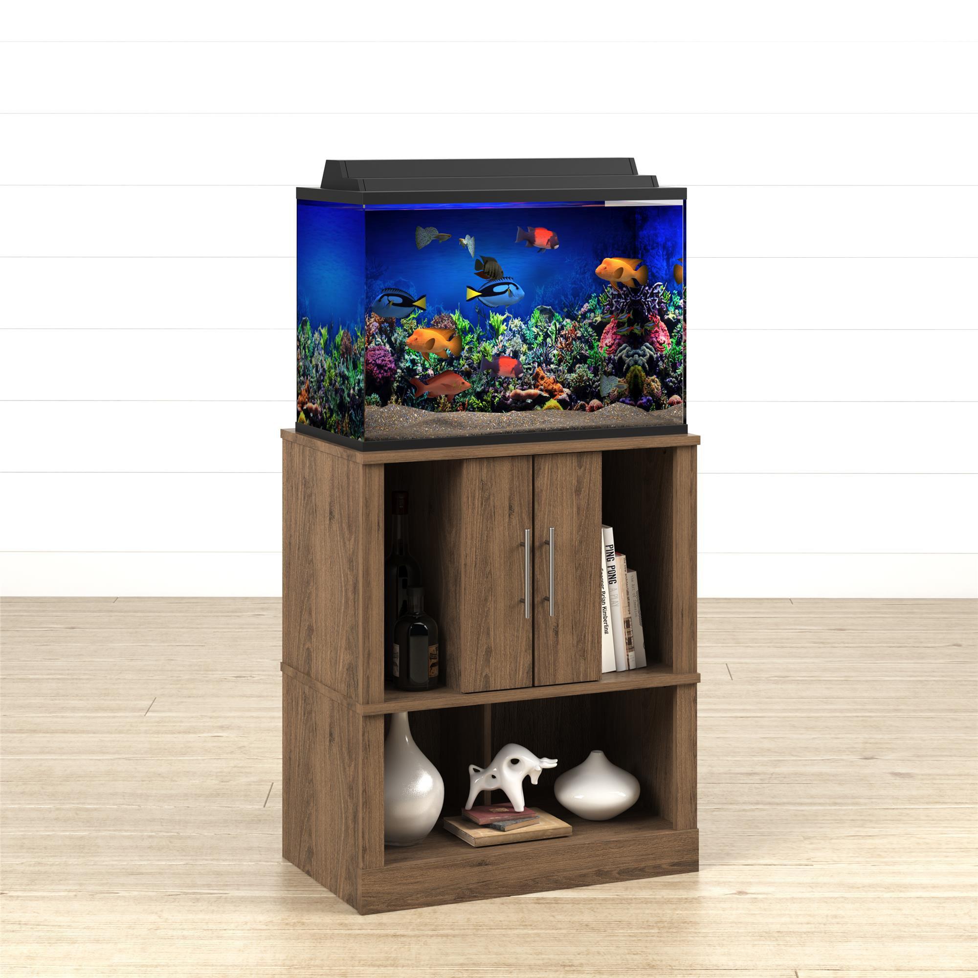 Aquarium Stands Cabinets Walmart Com