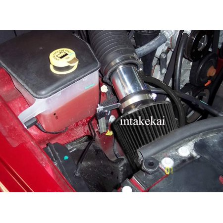 2005 2006 2007 JEEP COMMANDER & GRAND CHEROKEE 3.7 3.7L V6 4.7 4.7L V8 ENGINE AIR INTAKE KIT SYSTEMS