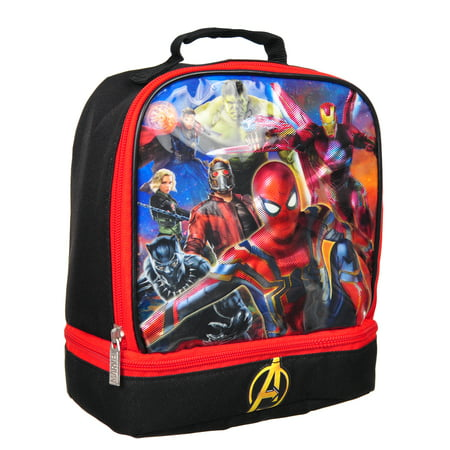 Avengers Insulated Lunchbox