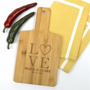 Monogramonline IN4268 Serving Board - Love Maria & Clark