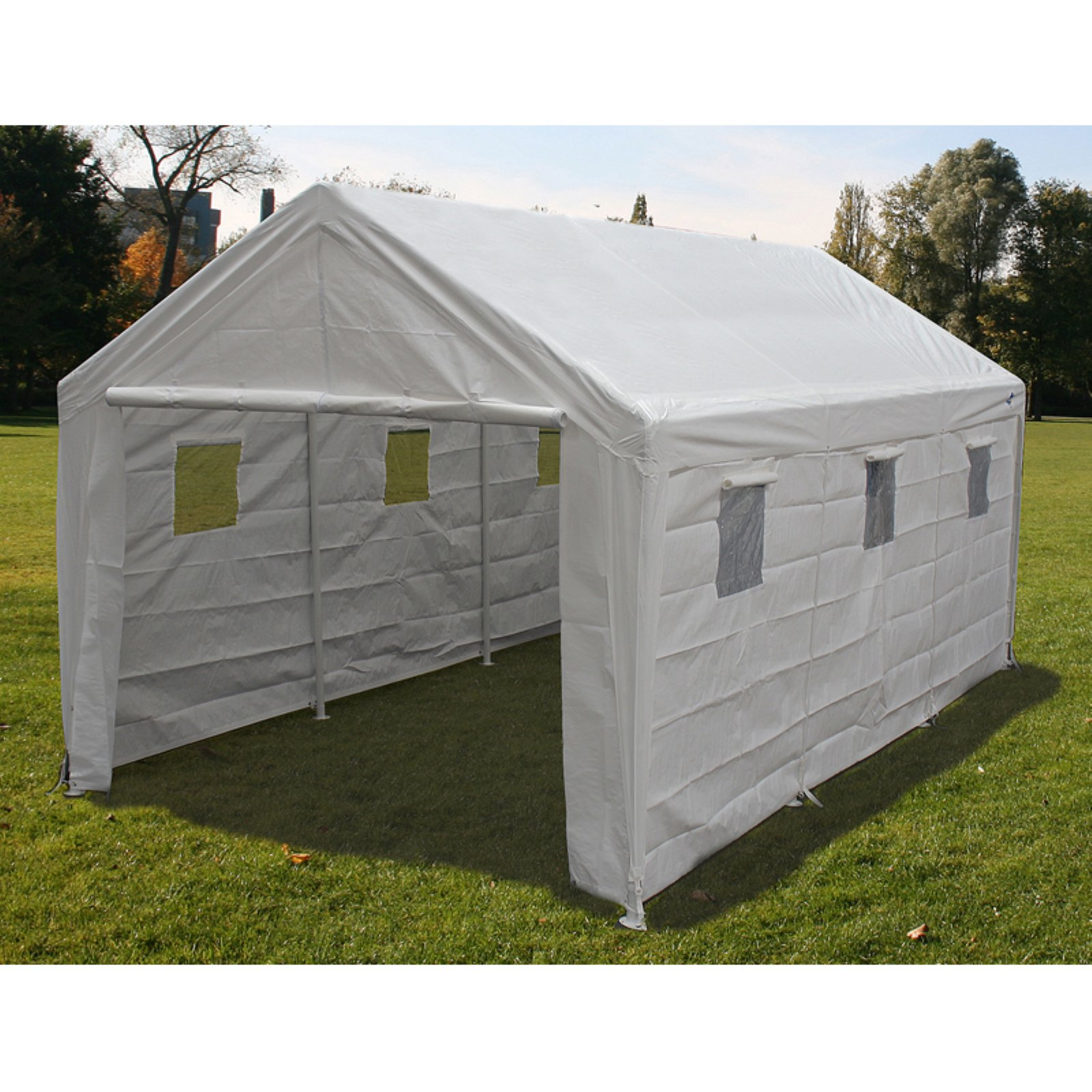 King Canopy 10 x 20 ft. Hercules Snow Load Canopy - White  sc 1 st  Walmart & King Canopy 10 x 20 ft. Hercules Snow Load Canopy - White ...