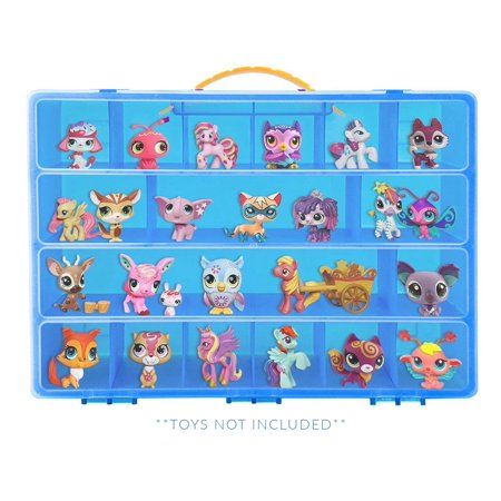 Littlest Pet Shop Case, Toy Storage Carrying Box. Figures Playset Organizer. Accessories For Kids by - Shop Kids Toys
