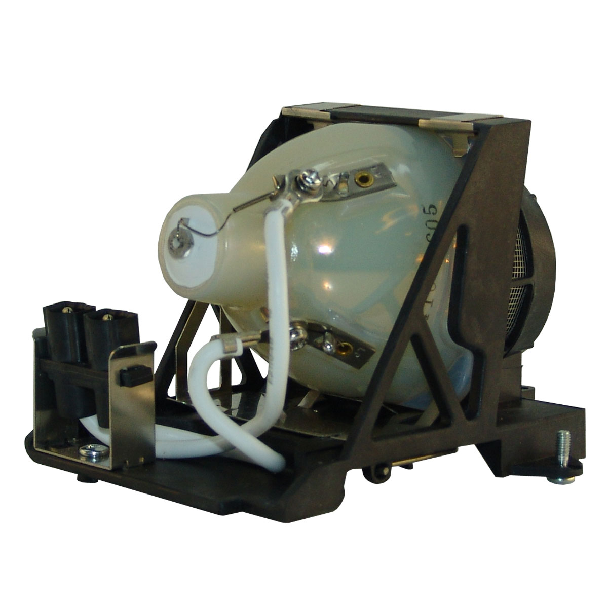 Original Philips Projector Lamp Replacement for Digital Projection 107-750 (Bulb Only) - image 4 de 5