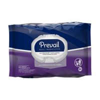 576-Count Prevail Premium Quilted Fabric Adult Washcloths