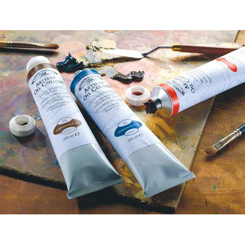 Winsor & Newton - Artists' Oil Color - 200ml Tube - Burnt Umber