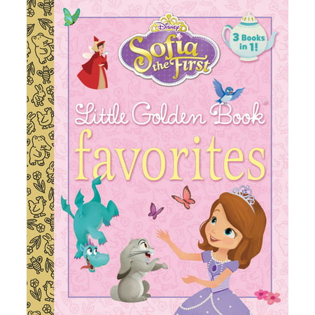Sofia the First Little Golden Book Favorites (Disney Junior: Sofia the First)](Sofia The First Tattoos)