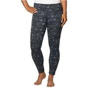 Tuff Athletics Ladies' Printed Active Yoga Legging (Zebra, Small)