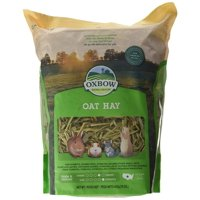 Oxbow Pet Products Oat Hay Dry Small Animal Food, 15 oz.