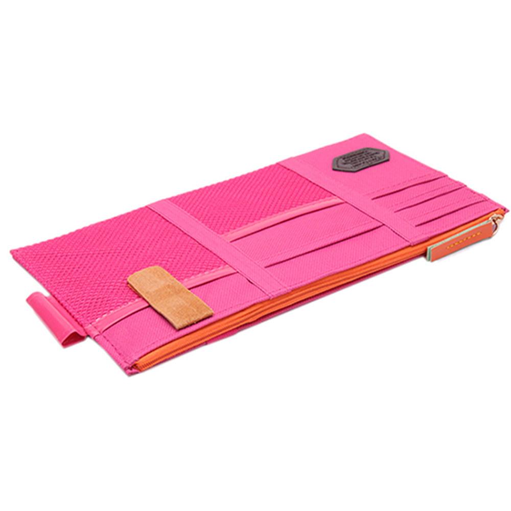 Sun Visor Organizer - Pink
