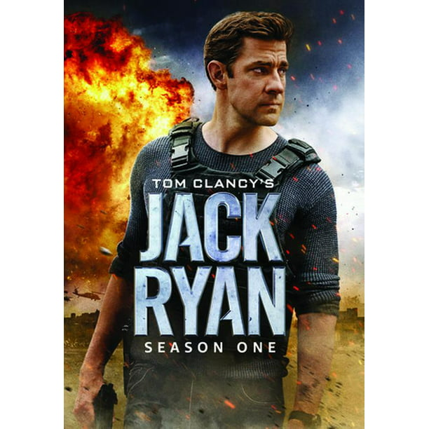 Tom Clancy's Jack Ryan: Season One (DVD) - Walmart.com - Walmart.com