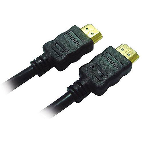 Inland HDMI 15' Cable Gold
