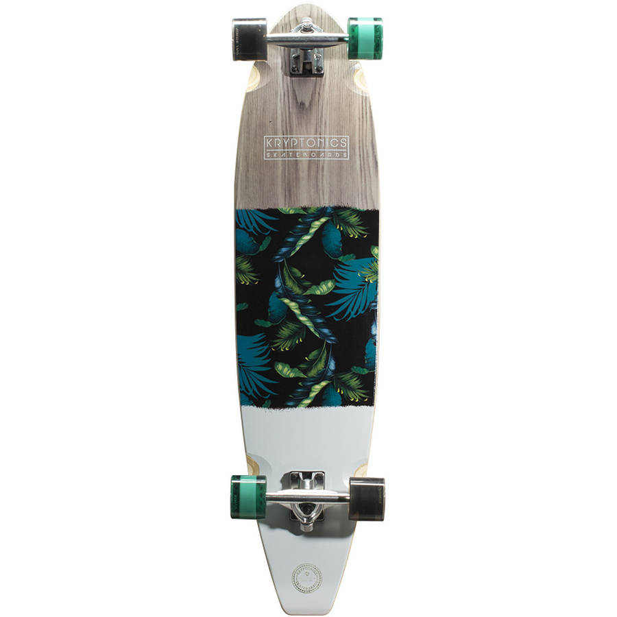 "Kryptonics Blocktail Longboard, 40"" x 9.5"" by Generic"