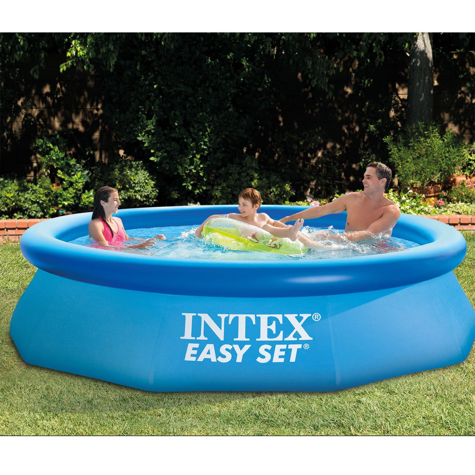 Intex 10' x 30 Easy Set Inflat...