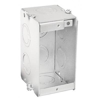 GARVIN TB-125G 1 G. MASONRY BOX 2-1/2in D