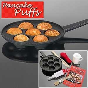 Pancake Puffs Aebleskiver Pan - image 1 de 1