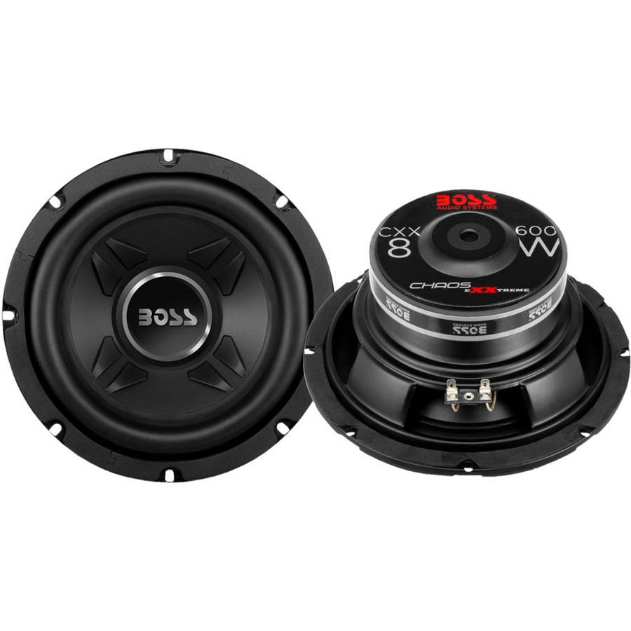"Boss CXX8 8"" Chaos Exxtreme Subwoofer Poly Injection Cone"