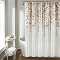 "Weeping Flower 72""x72"" Shower Curtain"