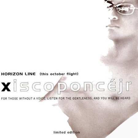 Xisco Ponce   Horizon Line This October Flight  Cd