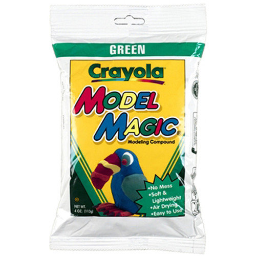 Crayola LLC Model Magic 4oz Green (Set of 2)