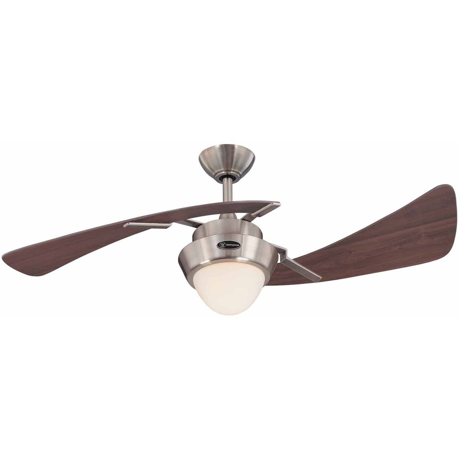 Westinghouse 7214100 48 brushed nickel 2 blade ceiling fan westinghouse 7214100 48 brushed nickel 2 blade ceiling fan walmart mozeypictures