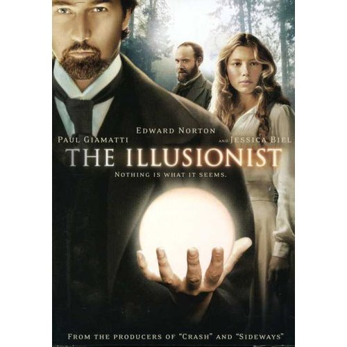 The Illusionist (Full Frame)