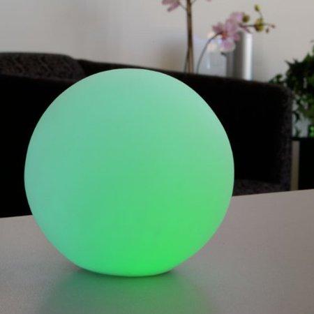 72051 - LED/DECORBALL/RGB Globe LED Light Bulb, BRAND NEW By - Glove Led