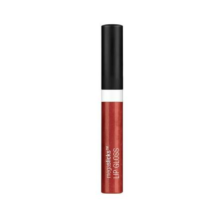 Red Lip Gloss - (3 Pack) WET N WILD New Megaslicks Lip Gloss Red Sensation