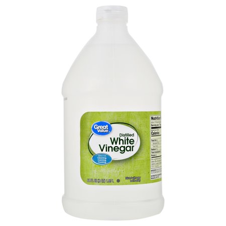 how to clean kettle with white vinegar