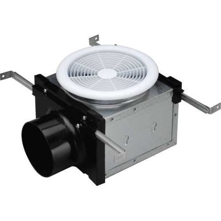 FANTECH 7 IN. CEILING GRILLE AND HOUSING Drop Ceiling Housing