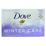Dove Winter Care Beauty Bars - 16 Bars