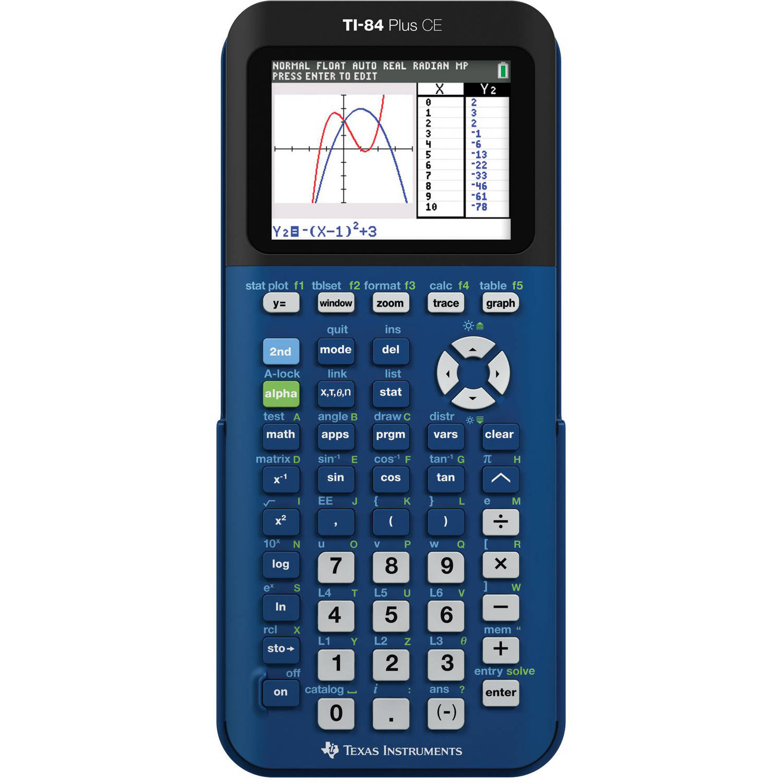 「TI 84 plus CEcalculator」の画像検索結果