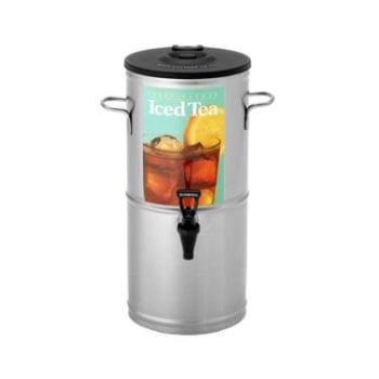 Bloomfield Halloween (bloomfield 8799-3g iced tea dispenser with handles, 3-gallon, stainless steel, 9