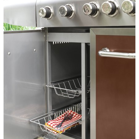 Better Homes And Gardens 5 Burner Gas Grill Best Gas Grills