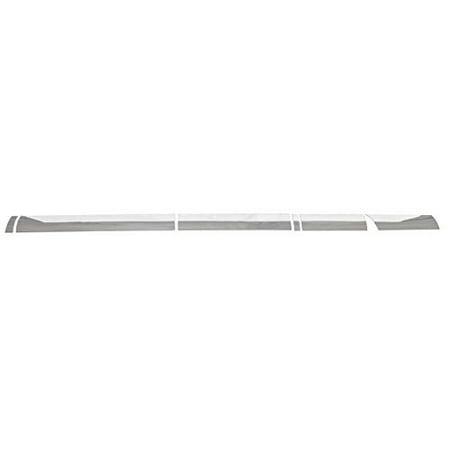 "ICI T2220-304M Stainless Steel 5.5"" Wide Rocker Panel - 10 Piece"