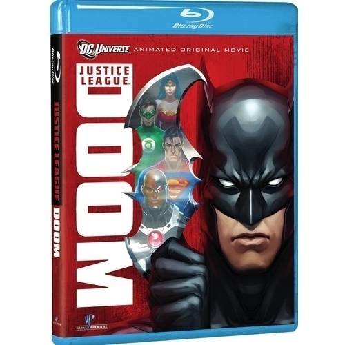 DC Universe: Justice League - Doom (Blu-ray) (With INSTAWATCH) (Widescreen)