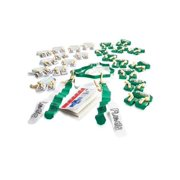 27-Pc Flag-A-Tag Program Kit (42 in.)