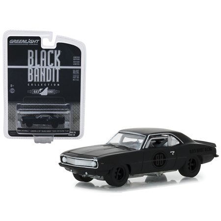 1969 Chevrolet Camaro Z/28 Black Bandit Trans Am Racing Team